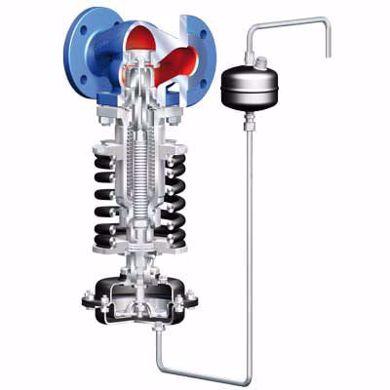 Obrázok pre kategóriu Redukčné ventily