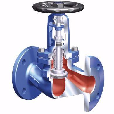 Obrázok pre kategóriu Ručné uzatváracie ventily